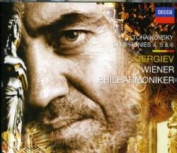 Valery Gergiev - Tchaikovsky: Symphonies 4-6