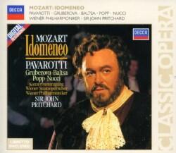 John Pritchard - Mozart: Idomeneo