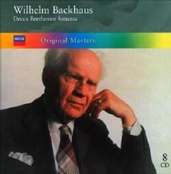 Wilhelm Backhaus - Beethoven: Piano Sonatas