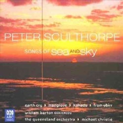 Queensland Orchestra - Sculthorpe: Songs of Sea and Sky
