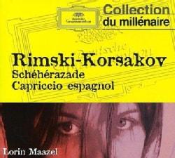 Nicholas Rimsky-Korsakov - Rimsky-Korsakov: Capriccio Espagnol, Scheherezade