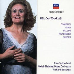 Welsh National Opera Orchestra - Bel Canto Arias