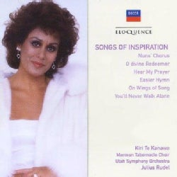Kiri Te Kanawa - Songs Of Inspiration