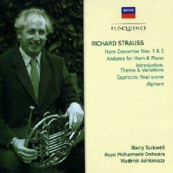 Vladimir Ashkenazy - Strauss: Horn Music