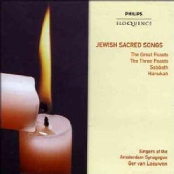 Hans Bloemendal - Jewish Sacred Songs