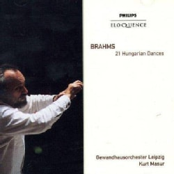 Kurt Masur - Brahms: Hungarian Dances