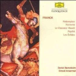 Daniel Barenboim - Franck: Redemption, Nocturne, Le Chasseur Maudit, Psyche, Les Eolides