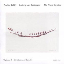 Andras Schiff - Beethoven: The Piano Sonatas Vol 1