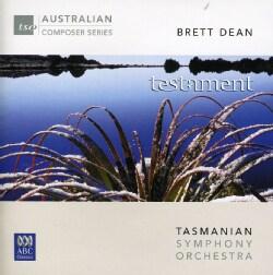 Brett Dean - Dean: Testament