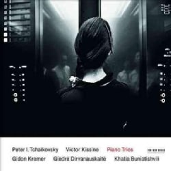 Khatia Buniatishvili - Kissine/Tchaikovsky: Piano Trios