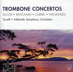 Adelaide Symph Orchestra - Trombone Concertos