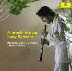Albrecht Mayer - New Seasons: Handel Frr Oboe Und Orchester