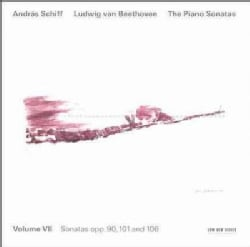 Andras Schiff - Beethoven: The Piano Sonatas Vol. VII