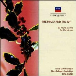 Choir & Orchestr of Clare College Cambridge - Holly and The Ivy