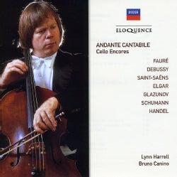 Lynn Harrell - Andante Cantable: Cello Encores
