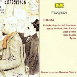 Various - Debussy: Chamber Music