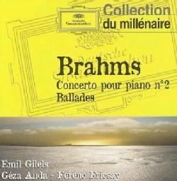Berlin Philharmonic Orchestra - Brahms: Piano Concerto No. 2, Ballades