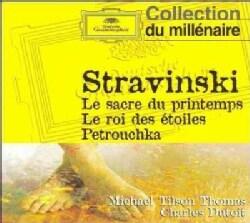 Boston Symphony Orchestra - Stravinsky: Le Sacre Du Printemps, Le Roi Des Etoiles, Petrushka