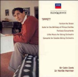 London Symphony Orchestra - Tippett: Orchestral Music