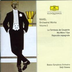 Various - Ravel: Le Tombeau De Couperin: Ma Mere Loye: Rapsodie Espagnole