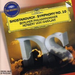 Dmitry Shostakovich - Shostakovich: Sinfonie Nr 10