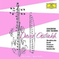 David Oistrakh - Concertos & Encores