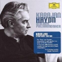Berliner Philharmonic Orchestra - Haydn: No 6 Paris & 12 London Symphonies