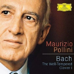 Maurizio Pollini - Bach: The Well-Tempered Clavier I (BWV 846-869)