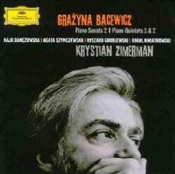 Grazyna Bacewicz - Bacewicz: Piano Sonata No.2; Quintets Nos. 1 & 2