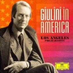 Los Angeles Philharmonic Orchestra - Giulini In America