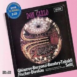 Grace Renata Tebaldi - Verdi: Don Carlo