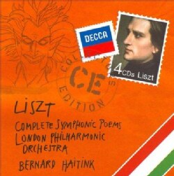 London Philharmonic Orchestra - Liszt: Complete Tone Poems