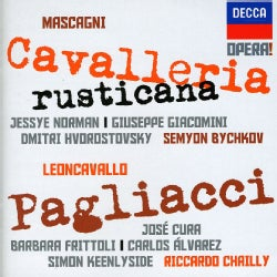 Ruggero Leoncavallo - Opera! Cavalleria Rusticana & Pagliacci