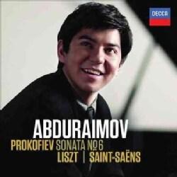 Behzod Abduraimov - Prokofiev: Sonata No. 6