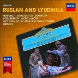 Kirov Opera and Orchestra of the Marinsky Theatre - Glinka: Ruslan And Lyudmila