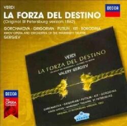 Kirov Opera and Orchestra of the Marinsky Theatre - Verdi: La Forza Del Destino