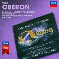John Eliot Gardiner - Weber: Oberon