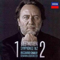 Gewandhausorchester - Beethoven: Symphonies No. 1 & 2
