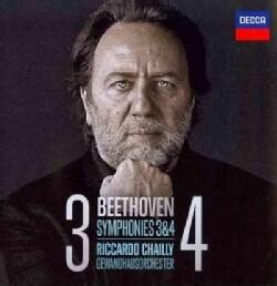 Gewandhausorchester - Beethoven: Symphonies No. 3 & 4