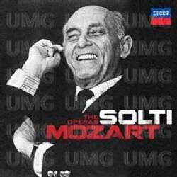 Georg Solti - Solti: Mozart- The Operas