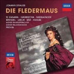 Otto Schenk - Decca Opera: Johann Strauss- Die Fledermaus