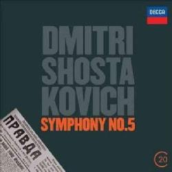 Vladimir Ashkenazy - 20C: Shostakovich- Symphony No. 5