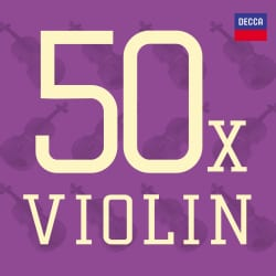 Various - 50 X Violin