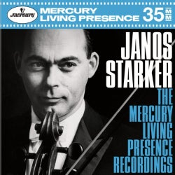 Janos Starker - Janos Starker: The Mercury Recordings