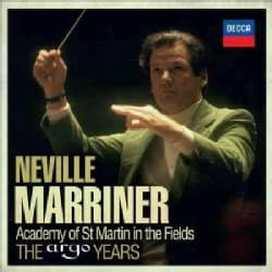 Neville Marriner: The Argo Years (Blu-ray Disc)