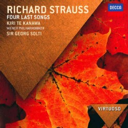 Various - Strauss/Mahler: Four Last Songs/Lied