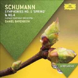 Daniel Barenboim - Schumann: Symphonies Nos. 1 & 4