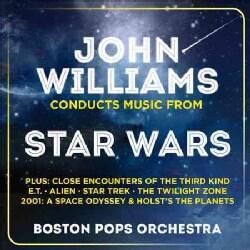 John Williams - John Williams Conducts Music From Star Wars