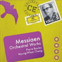 Myung-Whun Chung - Messiaen: Orchestral Works