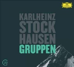 Berliner Philharmoniker - 20C: Stockhausen- Gruppen
